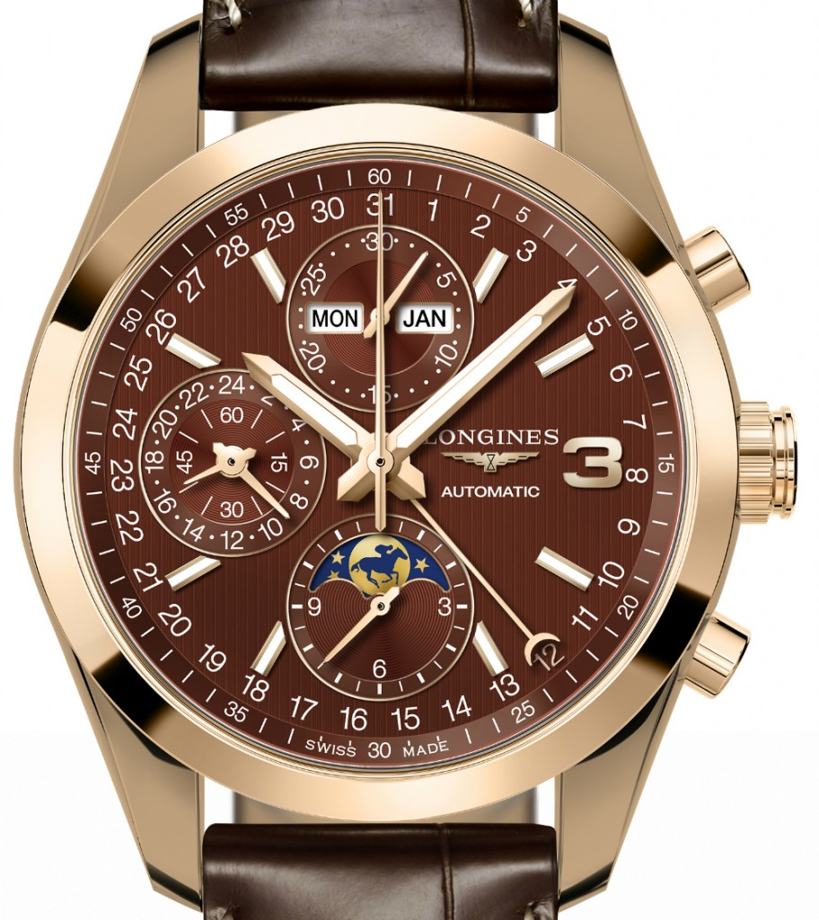 Longines-Conquest-Classic-Triple-Crown-Limited-Edition-watches