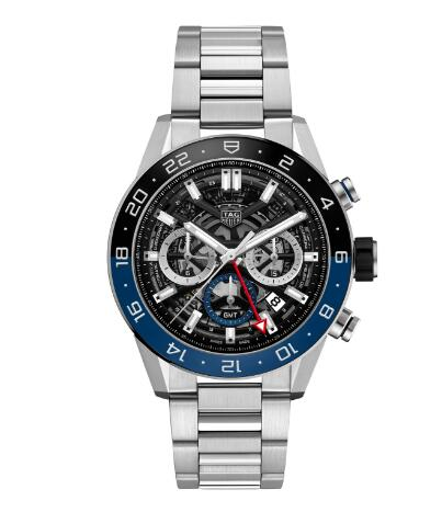 The two colored bezel becomes more and more popular in recent years.