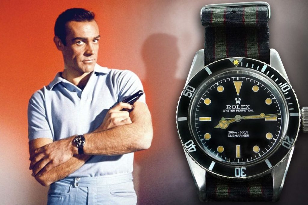 The vintage Rolex Ref.6538 has been favored by numerous watch collectors.