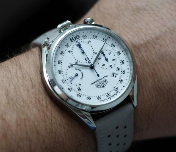 The precious watch offers greater accuracy and duarbility.