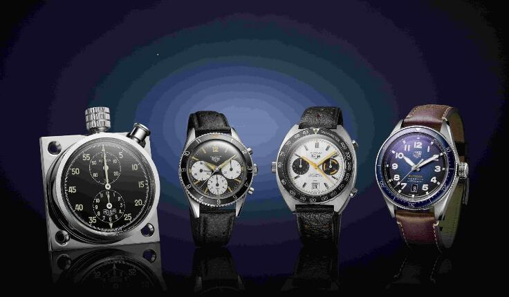 TAG Heuer creates a new collection to enrich its family.