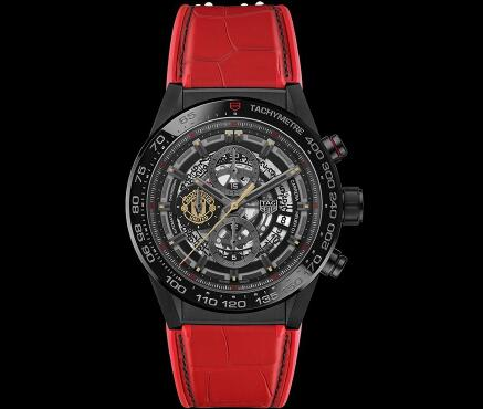 The red-black tone perfectly embodies the theme color of the famous English club.
